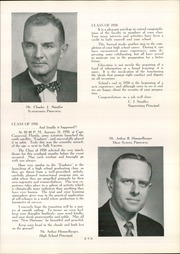 Page 13, 1958 Edition, West Reading High School - Vaquero Yearbook (West Reading, PA) online yearbook collection