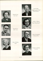 Page 15, 1958 Edition, West Reading High School - Vaquero Yearbook (West Reading, PA) online yearbook collection