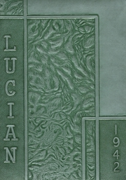 Page 1, 1942 Edition, St Luke High School - Lucian Yearbook (Carnegie, PA) online yearbook collection