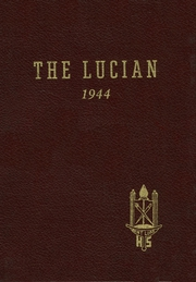 Page 1, 1944 Edition, St Luke High School - Lucian Yearbook (Carnegie, PA) online yearbook collection