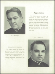 Page 9, 1944 Edition, St Luke High School - Lucian Yearbook (Carnegie, PA) online yearbook collection