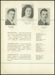 Page 16, 1948 Edition, St Luke High School - Lucian Yearbook (Carnegie, PA) online yearbook collection