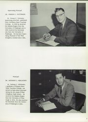 Page 11, 1959 Edition, West Alleghany High School - Alleghanian Yearbook (Oakdale, PA) online yearbook collection