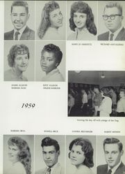 Page 17, 1959 Edition, West Alleghany High School - Alleghanian Yearbook (Oakdale, PA) online yearbook collection