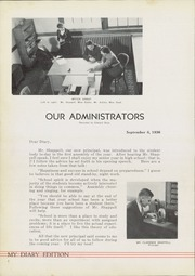 Page 12, 1937 Edition, Westmont Upper Yoder High School - Phoenician Yearbook (Johnstown, PA) online yearbook collection