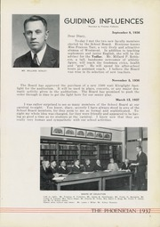 Page 13, 1937 Edition, Westmont Upper Yoder High School - Phoenician Yearbook (Johnstown, PA) online yearbook collection
