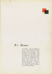 Page 9, 1937 Edition, Westmont Upper Yoder High School - Phoenician Yearbook (Johnstown, PA) online yearbook collection