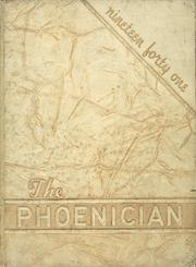 1941 Edition, Westmont Upper Yoder High School - Phoenician Yearbook (Johnstown, PA)