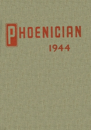 Page 1, 1944 Edition, Westmont Upper Yoder High School - Phoenician Yearbook (Johnstown, PA) online yearbook collection