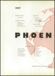 Page 6, 1944 Edition, Westmont Upper Yoder High School - Phoenician Yearbook (Johnstown, PA) online yearbook collection
