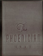 1947 Edition, Westmont Upper Yoder High School - Phoenician Yearbook (Johnstown, PA)