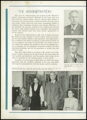 Page 16, 1950 Edition, Westmont Upper Yoder High School - Phoenician Yearbook (Johnstown, PA) online yearbook collection