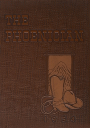 1954 Edition, Westmont Upper Yoder High School - Phoenician Yearbook (Johnstown, PA)