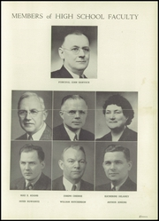 Page 15, 1944 Edition, Newport Township High School - Newportrait Yearbook (Wanamie, PA) online yearbook collection