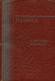 Page 1, 1941 Edition, Minersville High School - Eleusinia Yearbook (Minersville, PA) online yearbook collection