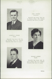 Page 15, 1941 Edition, Minersville High School - Eleusinia Yearbook (Minersville, PA) online yearbook collection