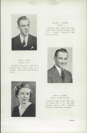 Page 17, 1941 Edition, Minersville High School - Eleusinia Yearbook (Minersville, PA) online yearbook collection