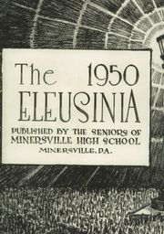 Page 6, 1950 Edition, Minersville High School - Eleusinia Yearbook (Minersville, PA) online yearbook collection