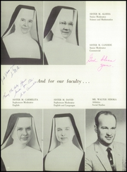 Page 14, 1958 Edition, Marymount High School - Marymountian Yearbook (Wilkes Barre, PA) online yearbook collection