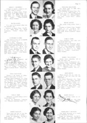 Page 12, 1935 Edition, Penn High School - Pennerian Yearbook (Greenville, PA) online yearbook collection