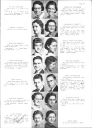 Page 14, 1935 Edition, Penn High School - Pennerian Yearbook (Greenville, PA) online yearbook collection
