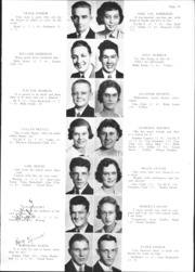 Page 16, 1935 Edition, Penn High School - Pennerian Yearbook (Greenville, PA) online yearbook collection