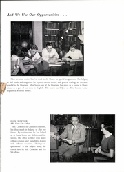 Page 13, 1950 Edition, Penn High School - Pennerian Yearbook (Greenville, PA) online yearbook collection