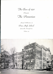Page 5, 1950 Edition, Penn High School - Pennerian Yearbook (Greenville, PA) online yearbook collection