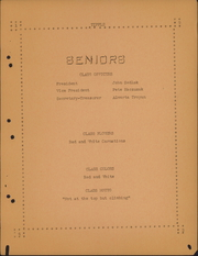 Page 15, 1943 Edition, Ellsworth High School - Ellsworthian Yearbook (Ellsworth, PA) online yearbook collection