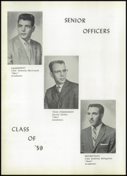 Page 12, 1959 Edition, Ellsworth High School - Ellsworthian Yearbook (Ellsworth, PA) online yearbook collection