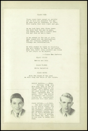 Page 17, 1950 Edition, Saxton Liberty High School - Block Yearbook (Saxton, PA) online yearbook collection