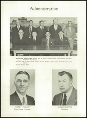 Page 10, 1951 Edition, Saxton Liberty High School - Block Yearbook (Saxton, PA) online yearbook collection