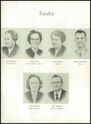 Page 12, 1951 Edition, Saxton Liberty High School - Block Yearbook (Saxton, PA) online yearbook collection