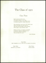 Page 16, 1951 Edition, Saxton Liberty High School - Block Yearbook (Saxton, PA) online yearbook collection