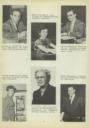 Page 10, 1949 Edition, East Washington High School - Pilot Yearbook (Washington, PA) online yearbook collection