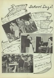 Page 12, 1949 Edition, East Washington High School - Pilot Yearbook (Washington, PA) online yearbook collection