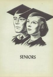 Page 13, 1949 Edition, East Washington High School - Pilot Yearbook (Washington, PA) online yearbook collection