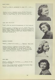 Page 15, 1949 Edition, East Washington High School - Pilot Yearbook (Washington, PA) online yearbook collection