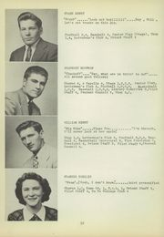Page 16, 1949 Edition, East Washington High School - Pilot Yearbook (Washington, PA) online yearbook collection