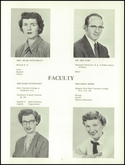 Page 11, 1955 Edition, East Washington High School - Pilot Yearbook (Washington, PA) online yearbook collection