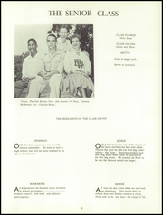 Page 13, 1955 Edition, East Washington High School - Pilot Yearbook (Washington, PA) online yearbook collection