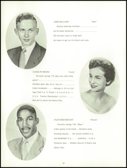 Page 14, 1955 Edition, East Washington High School - Pilot Yearbook (Washington, PA) online yearbook collection