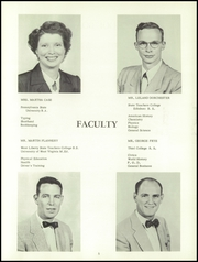 Page 9, 1955 Edition, East Washington High School - Pilot Yearbook (Washington, PA) online yearbook collection