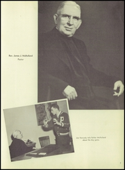 Page 11, 1953 Edition, St Patricks High School - Patrician Yearbook (Scranton, PA) online yearbook collection