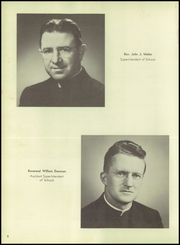 Page 12, 1953 Edition, St Patricks High School - Patrician Yearbook (Scranton, PA) online yearbook collection