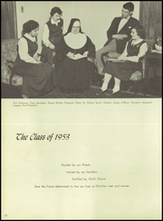 Page 16, 1953 Edition, St Patricks High School - Patrician Yearbook (Scranton, PA) online yearbook collection