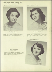 Page 17, 1953 Edition, St Patricks High School - Patrician Yearbook (Scranton, PA) online yearbook collection
