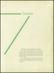 Page 7, 1953 Edition, St Patricks High School - Patrician Yearbook (Scranton, PA) online yearbook collection