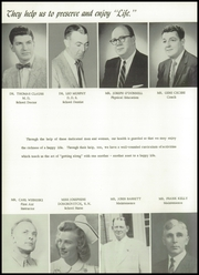 Page 12, 1958 Edition, St Patricks High School - Patrician Yearbook (Scranton, PA) online yearbook collection