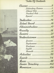 Page 7, 1957 Edition, West Deer High School - Coalagra Yearbook (Russellton, PA) online yearbook collection